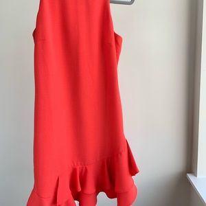 Brand new Cynthia Rowley coral sleeveless dress!